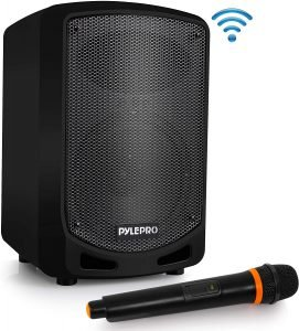 Portable PA Systems with Wireless Microphone