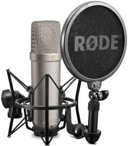 Best Microphone For Recording Instruments