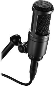 Best Microphone For Audiobook Recording