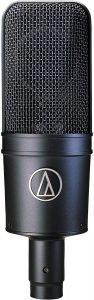 Best large-diaphragm Condenser Microphones
