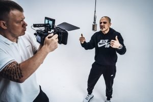 mic for rap vocalist